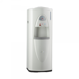 CW-929 Hot Warm Cold Water Dispenser 4 Stages Pipe in RO System